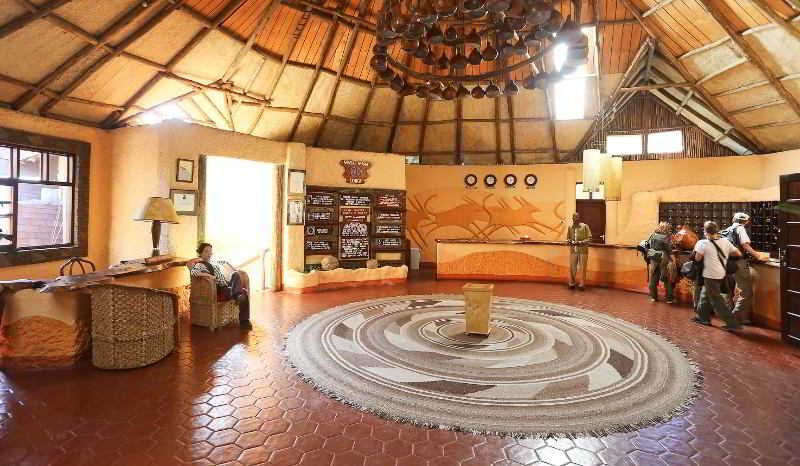Foto del Hotel Mara Sopa Lodge del viaje suspiros keniatas 13 dias