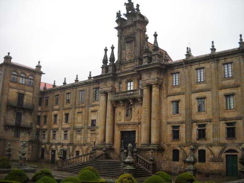 Hospederia San Martin Pinario - Santiago De Compostela
