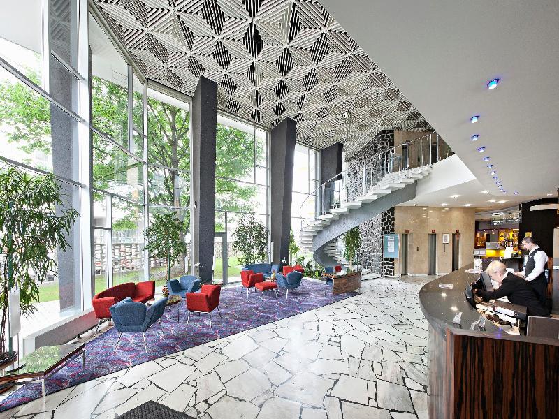 Foto del Hotel Continental del viaje tour republica checa