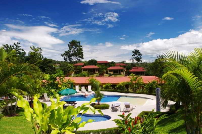 Foto del Hotel Arenal Volcano Inn del viaje sabor latino