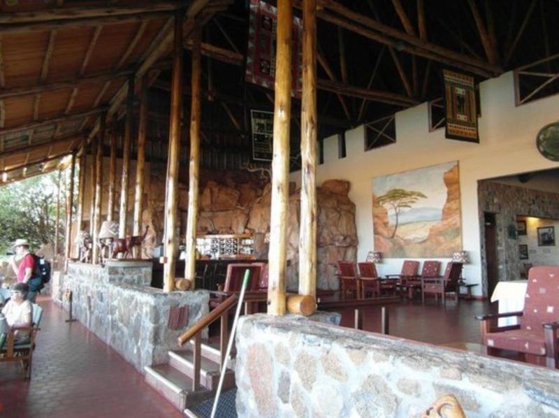 Foto del Hotel Kilaguni Serena Safari Lodge del viaje suspiros keniatas 13 dias