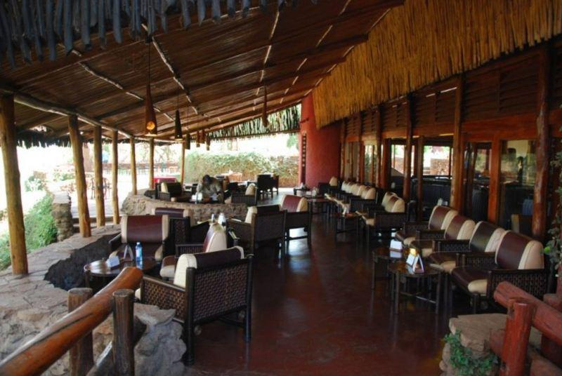 Foto del Hotel Amboseli Serena Safari Lodge del viaje kenia amboseli 8 dias