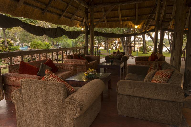 Foto del Hotel A Zambezi River Lodge del viaje paisajes sudafrica cataratas