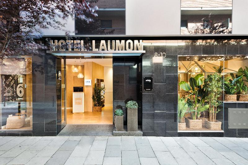 Laumon - Diagonal N.