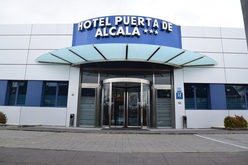 Puerta De Alcala - Alcala De Henares