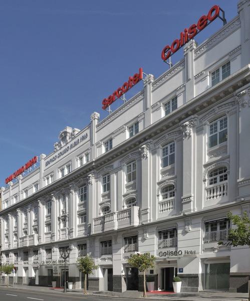 Hotel Sercotel Coliseo - Bilbao