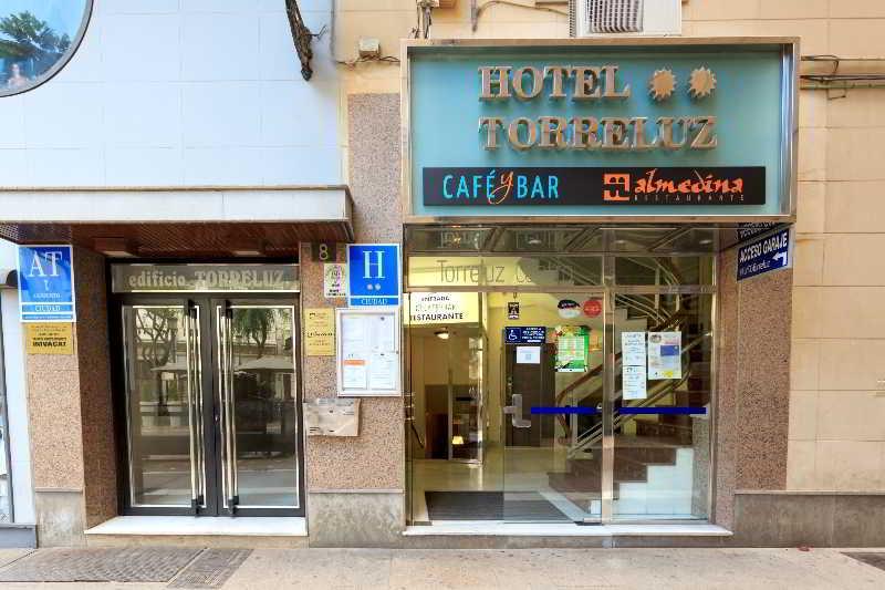 Apartamentos Torreluz - Almeria