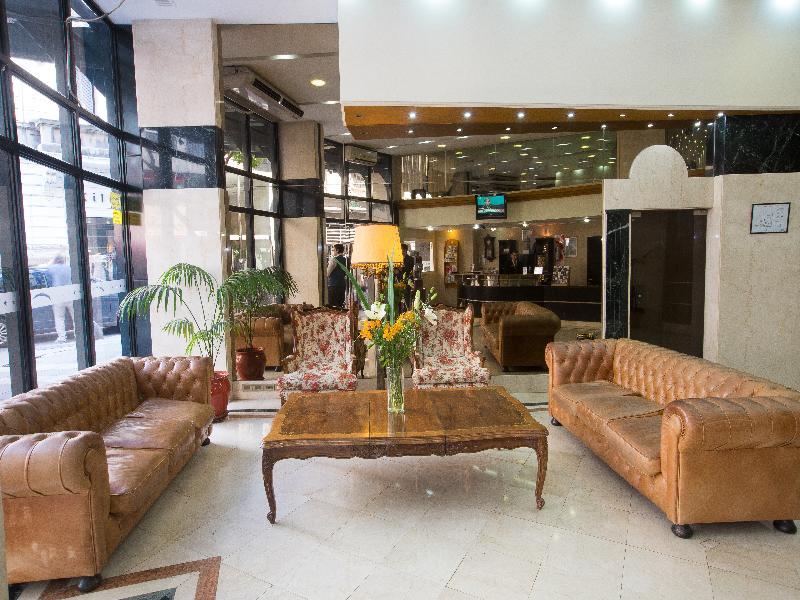 Foto del Hotel Reconquista Plaza del viaje argentina bellezas patagonia