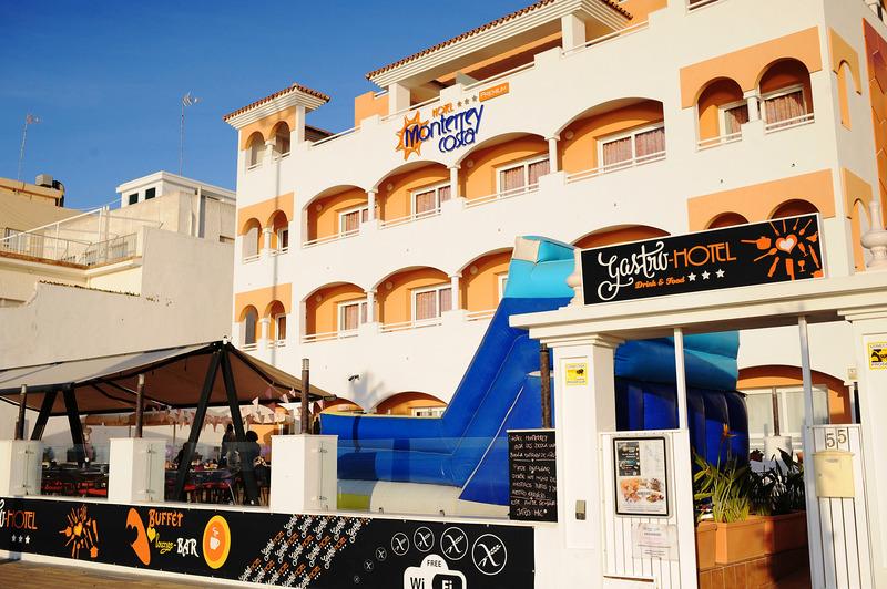 Hotel Monterrey Costa - Chipiona