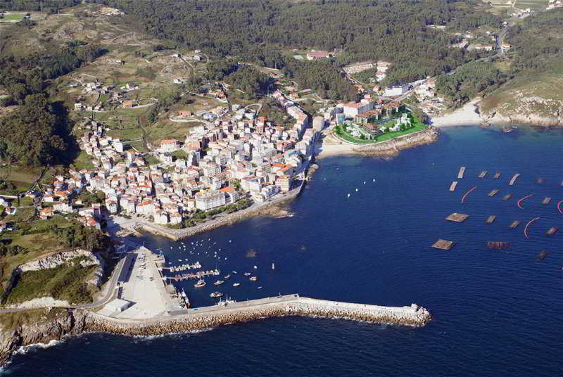 Playa De Osmo Apartamentos Turisticos - Cabana De Bergantiños