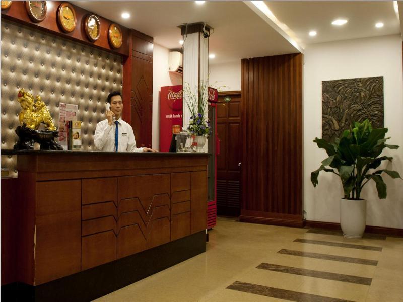 Foto del Hotel Sunshine Suites Hanoi del viaje vietnam clasico camboya