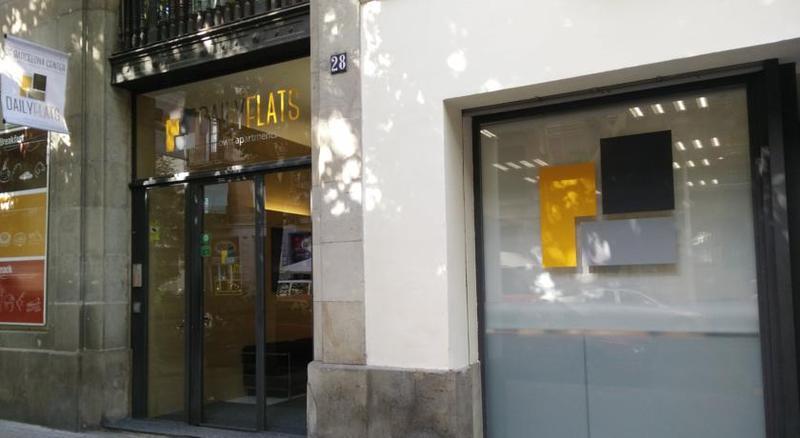 Dailyflats Barcelona Center - Eixample