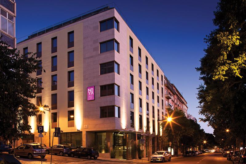 Neya Lisboa Hotel - Lisboa