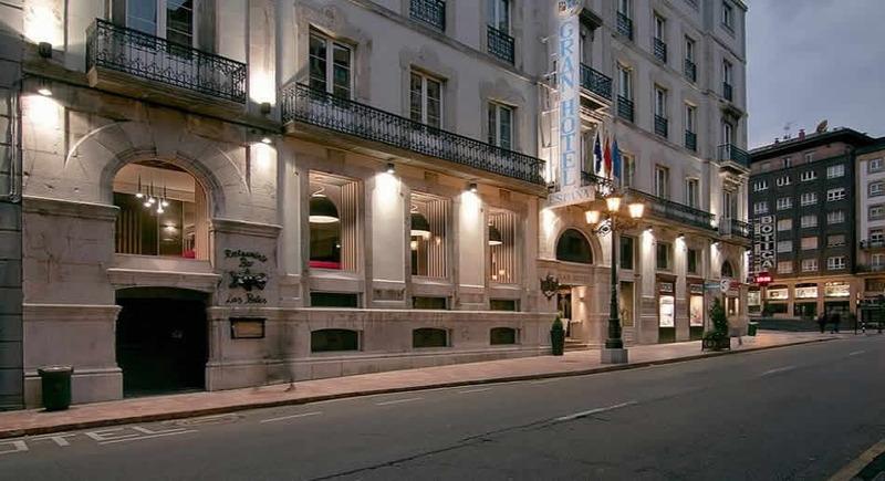 Gran Hotel España Atiram Hotel - Oviedo