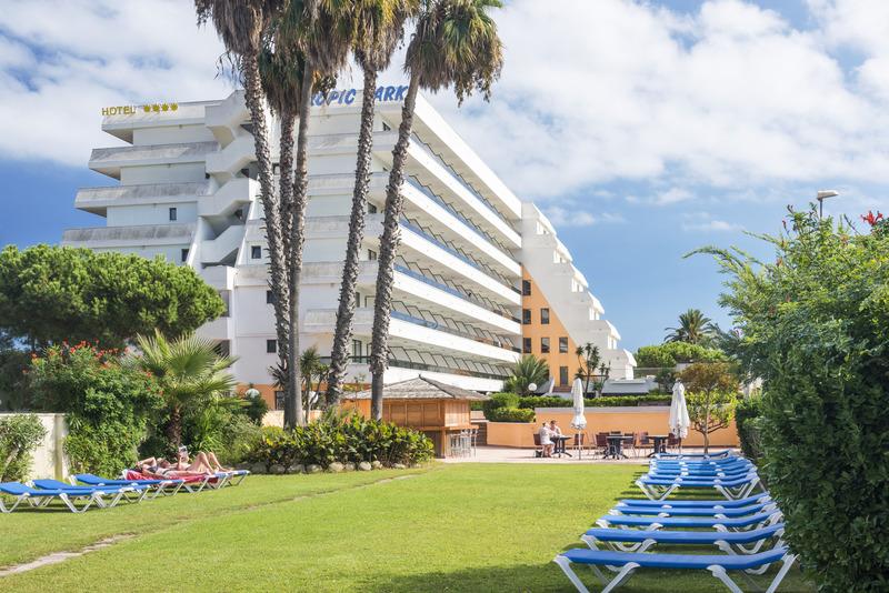 Tropic Park Hotel - Malgrat De Mar