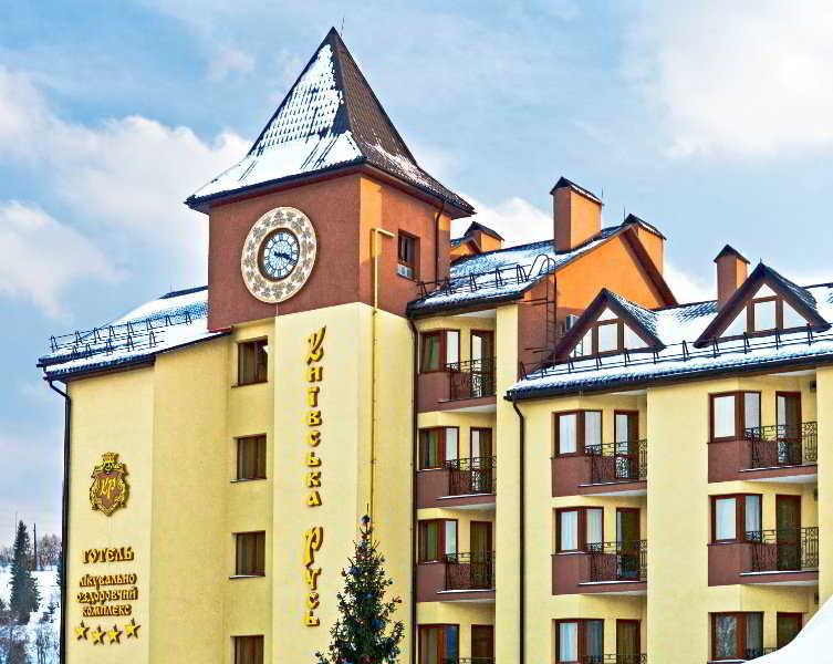 Kyivska Russ Hotel