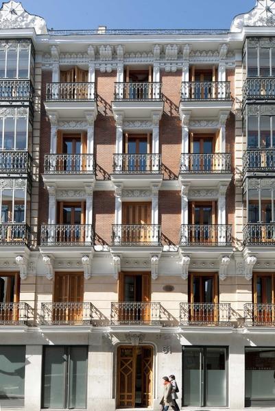 Eric Vokel Madrid Suites - Gran Vía