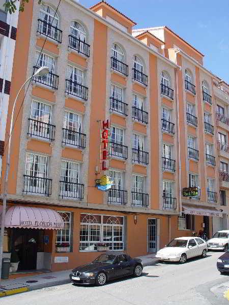 Florida Mar Hotel - Sanxenxo