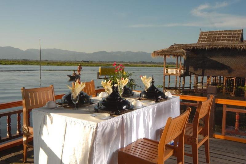 Foto del Hotel Paramount Inle Resort del viaje corazon birmania
