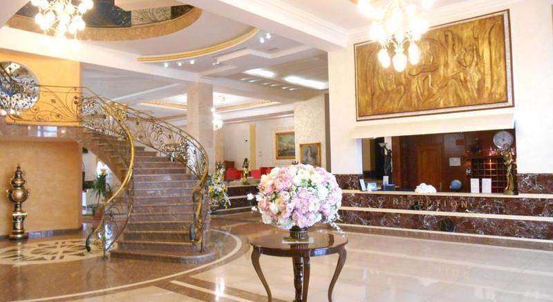 Foto del Hotel Armenian Royal Palace del viaje armenia iran culturas milenarias
