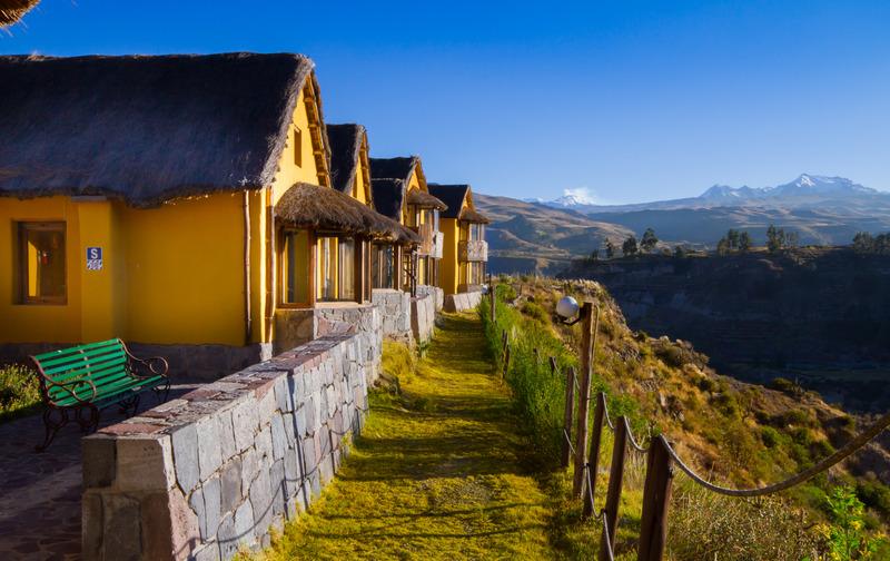 Foto del Hotel Eco Inn valle del Colca del viaje explorando peru