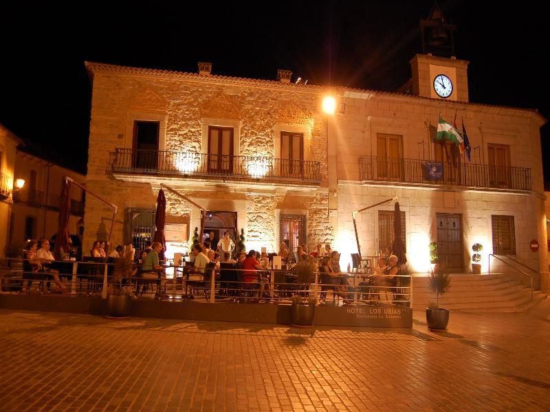Los Usias Hotel - Dos Torres