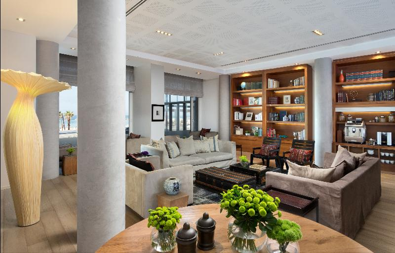 Foto del Hotel Sea Executive Suites del viaje lo mejor jordania israel 12 dias