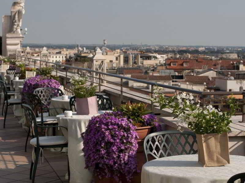 Marriott Hotel Rome Grand Flora