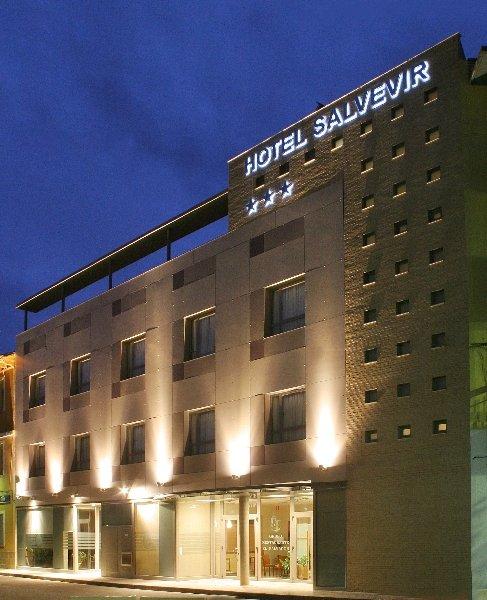 Hotel Salvevir - Ejea De Los Caballeros