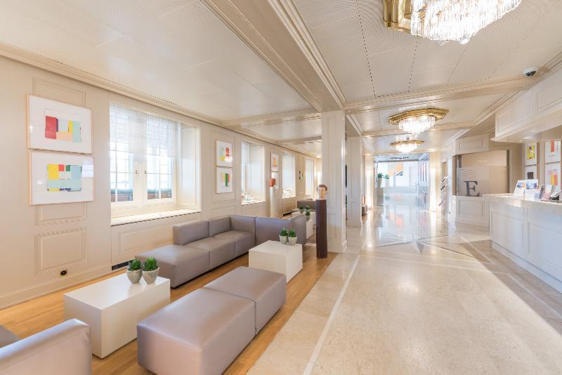 Einstein St.Gallen - Hotel Congress Spa