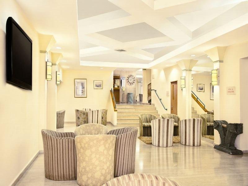 Foto del Hotel Royal   Inn Hotel Tiberias del viaje viaje israel paso paso