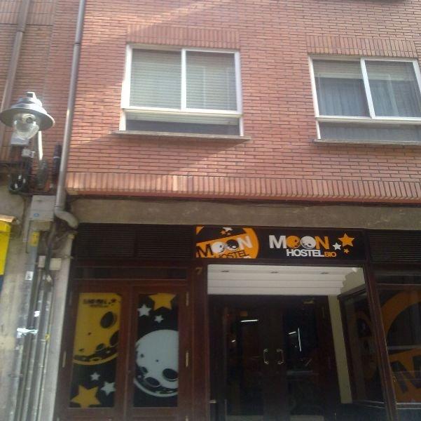 Moon Hostel Bio - Bilbao