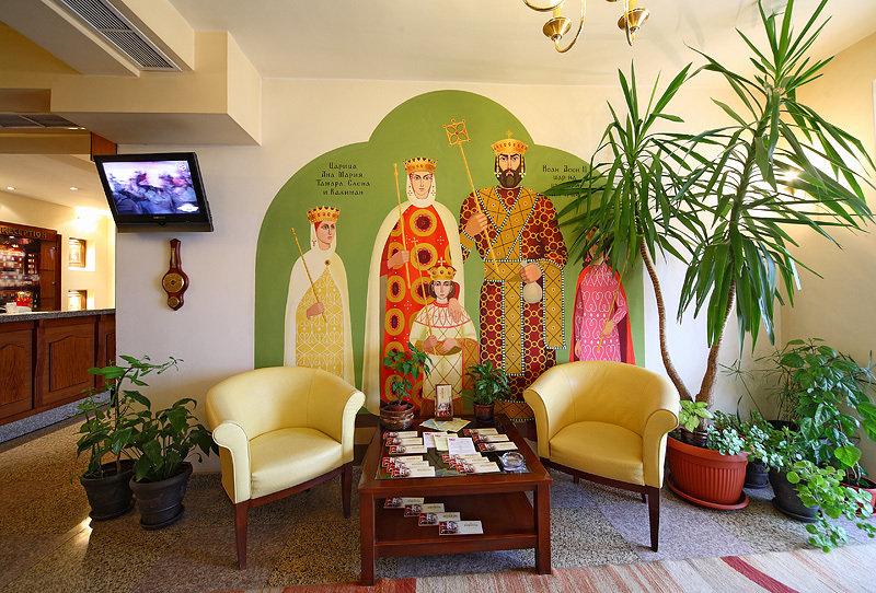 Foto del Hotel Bolyarski Meridian del viaje bulgaria clasica 8 dias