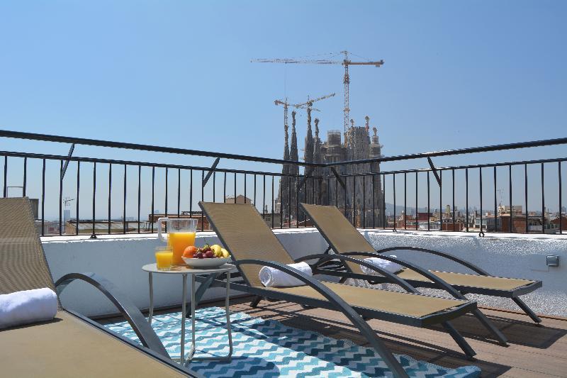 Suite Home Barcelona - Sagrada Familia Area