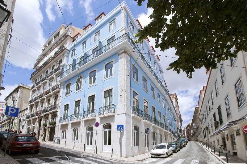Lisboa Carmo Hotel - Lisboa