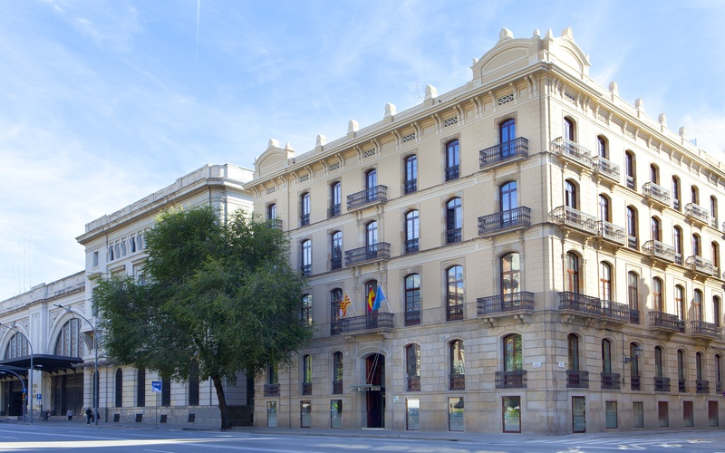 Hotel Ciutadella Barcelona - Barrio Gotico