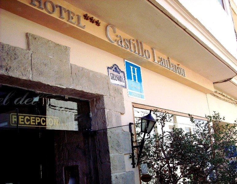 Hotel Castillo Lanjaron - Lanjaron Alpujarra