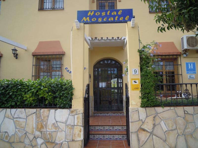 Moscatel Hostal - Malaga