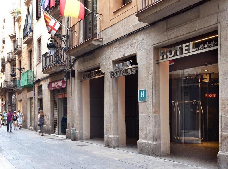 Dalia Ramblas Hotel - Las Ramblas