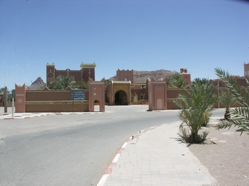 Foto del Hotel Ksar Tinsouline del viaje viaje reinos nomadas marroc