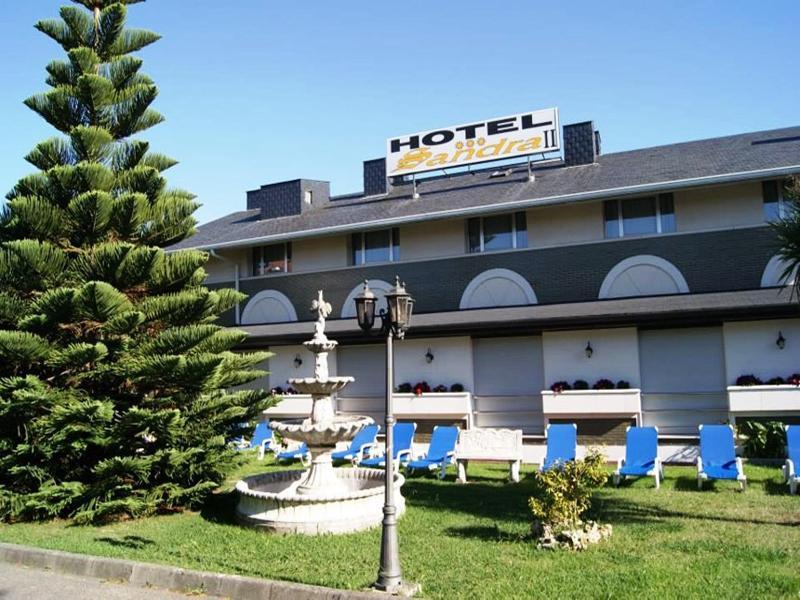 Hotel Sandra Ii - Suances