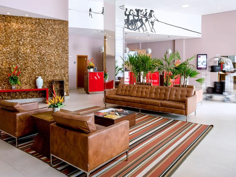 Foto del Hotel Mercure Boulevard del viaje todo brasil