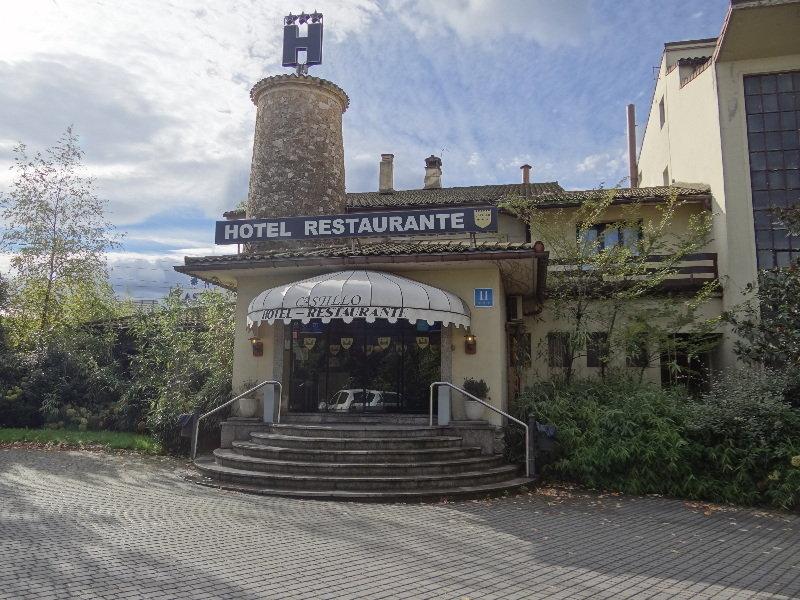 Castillo Hotel - Olaberria