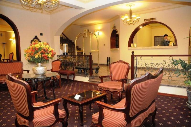 Foto del Hotel El Cabildo del viaje maravillas peru machu picchu