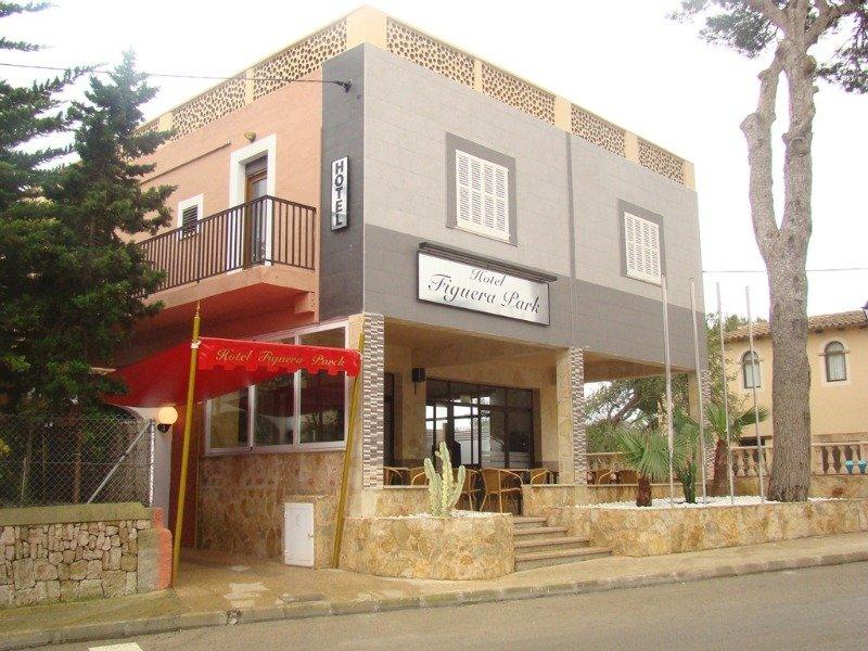 Figuera Park Hotel - Cala Santanyi
