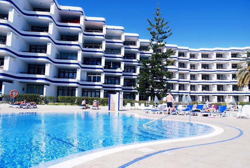 Tamaran Apartamentos - Playa Del Ingles