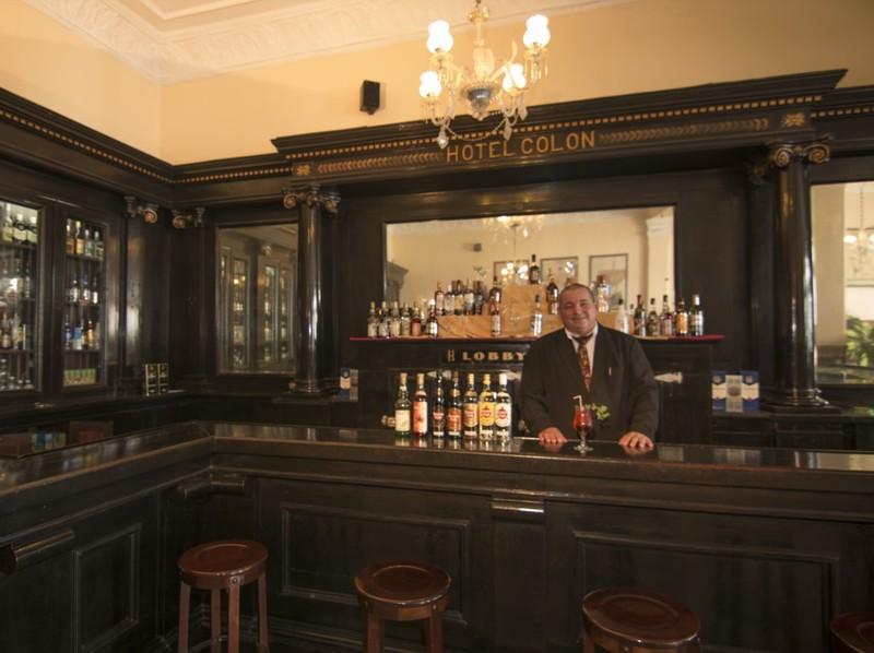 Foto del Hotel Colon del viaje calor simpatia cuba