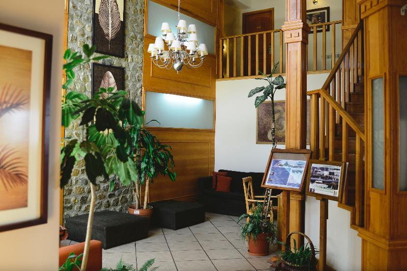 Foto del Hotel Altos Ushuaia Hotel del viaje patagonia austral argentina