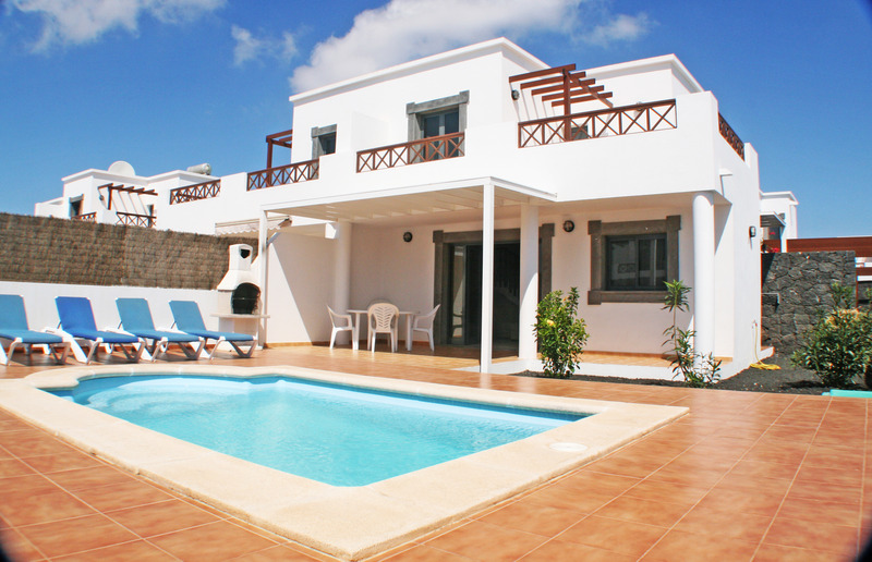 Lanzarote Green Villas - Playa Blanca