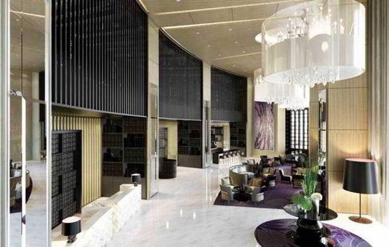 Foto del Hotel Bangkok Marriott Hotel Sukhumvit del viaje tailandia sur norte krabi